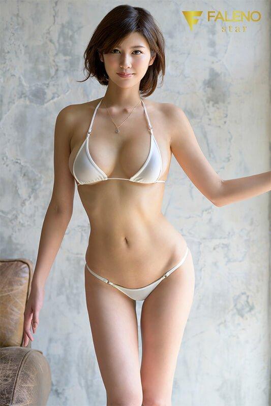 新人 FALENO STAR専属 セックスの女神、現る AV DEBUT 美乃すずめ画像